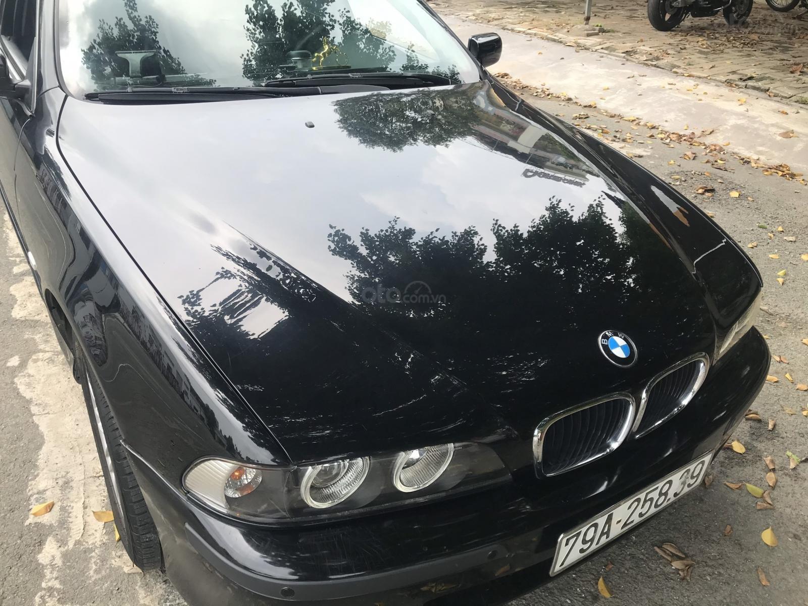 Bán BMW 525i đời 2003, xe nhà đi (1)