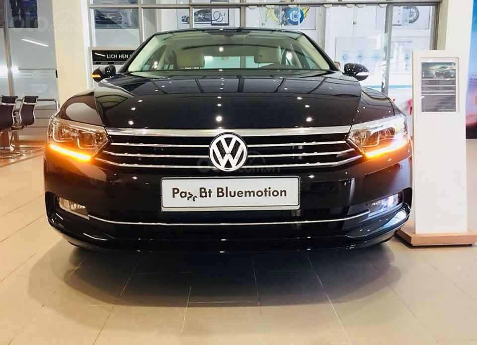 Bán Volkswagen Passat 1.8 Bluemotion 2018, màu đen, nhập khẩu (1)