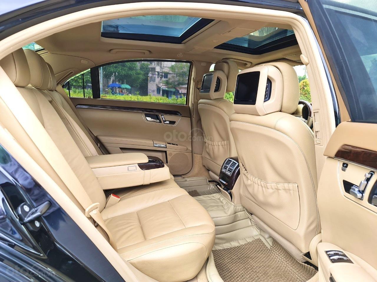 Merc S400 nhập Đức 2011 hàng full đủ đồ chơi không thiếu món nào  (10)