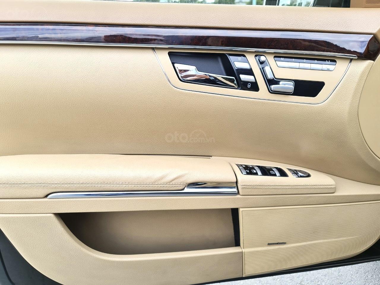 Merc S400 nhập Đức 2011 hàng full đủ đồ chơi không thiếu món nào  (12)