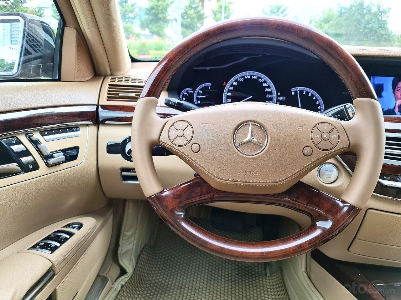 Merc S400 nhập Đức 2011 hàng full đủ đồ chơi không thiếu món nào  (13)