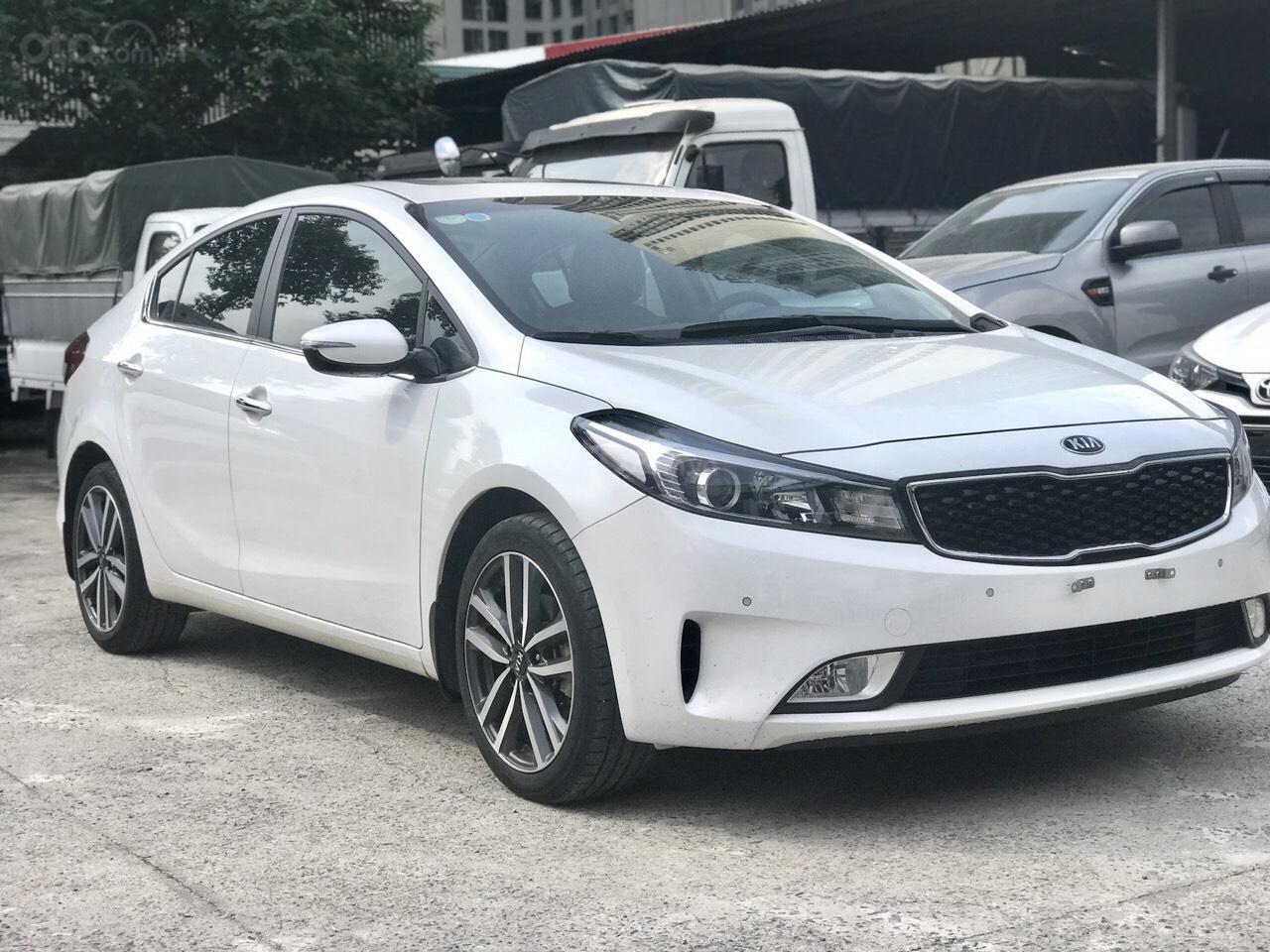 Bán ô tô Kia Cerato 1.6AT đăng ký 2017, giá 515tr (2)