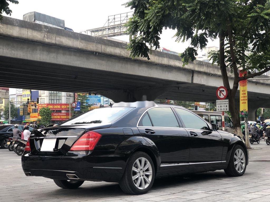 Cần bán xe Mercedes S500 năm sản xuất 2010, màu đen, nhập khẩu   (7)