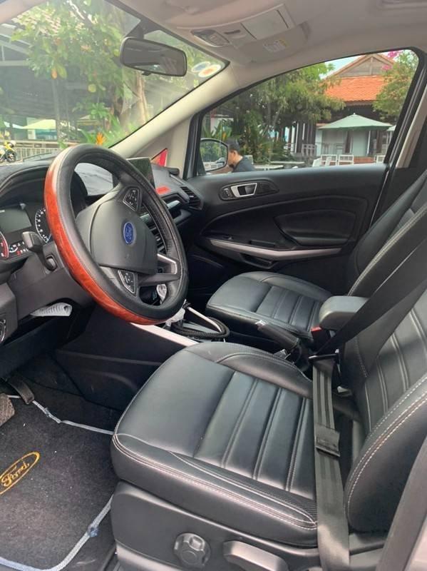 Bán xe Ford EcoSport sản xuất 2019, màu bạc còn mới, giá tốt (6)