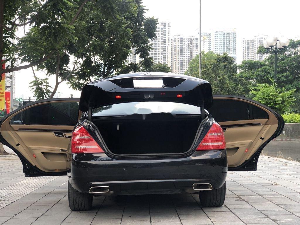 Cần bán xe Mercedes S500 năm sản xuất 2010, màu đen, nhập khẩu   (8)