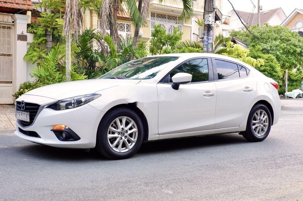 Cần bán xe Mazda 3 đời 2015, màu trắng, 489tr (3)