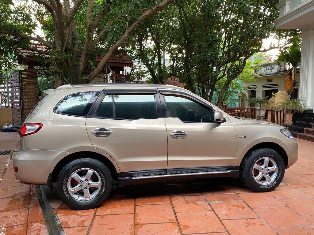 Cần bán Hyundai Santa Fe đời 2008, nhập khẩu nguyên chiếc, giá 340tr (6)