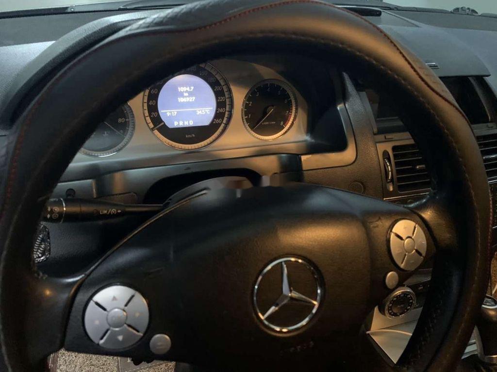 Cần bán gấp Mercedes C230 đời 2009, màu đen còn mới  (3)