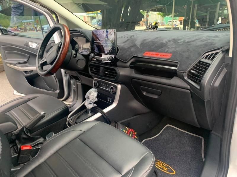 Bán xe Ford EcoSport sản xuất 2019, màu bạc còn mới, giá tốt (3)