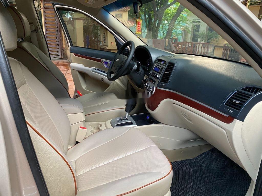 Cần bán Hyundai Santa Fe đời 2008, nhập khẩu nguyên chiếc, giá 340tr (8)