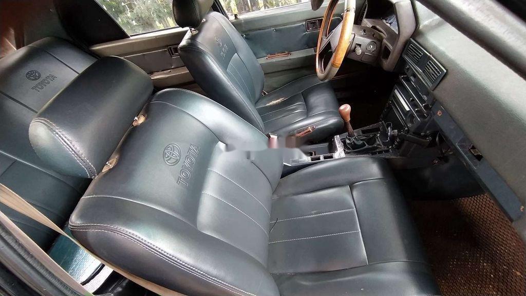 Bán ô tô Toyota Corona 1982, màu đen, nhập khẩu nguyên chiếc, giá chỉ 25 triệu (4)