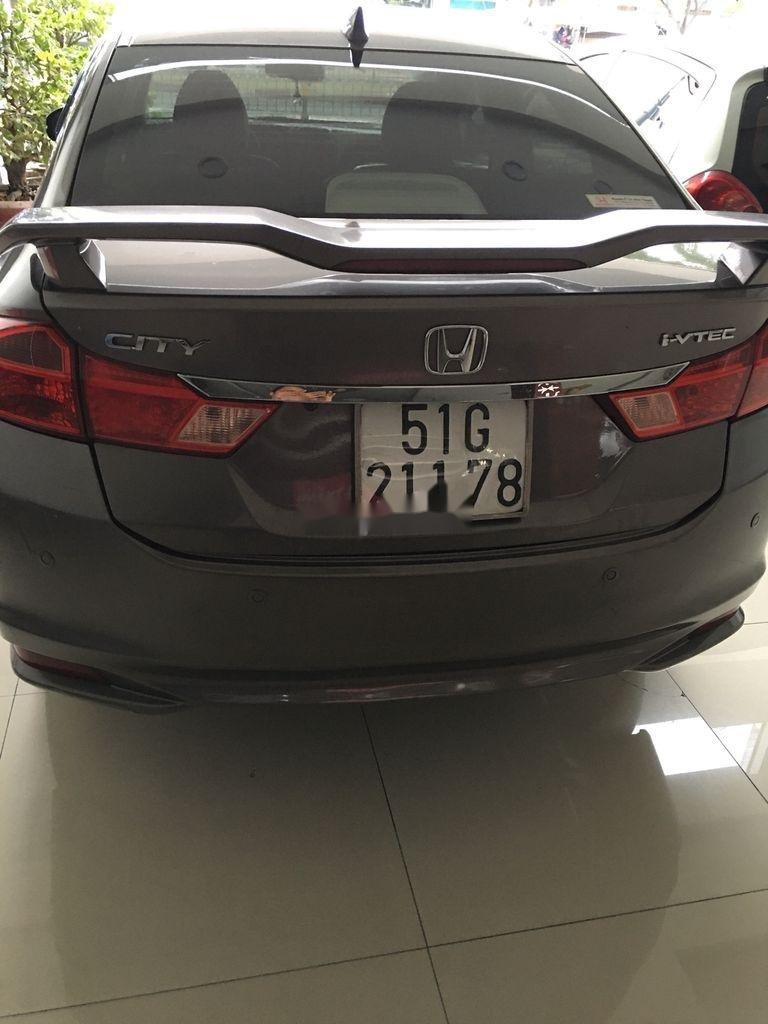 Cần bán Honda City 2016, màu nâu (3)