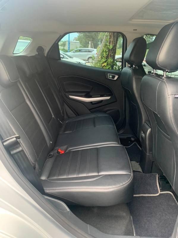 Bán xe Ford EcoSport sản xuất 2019, màu bạc còn mới, giá tốt (8)