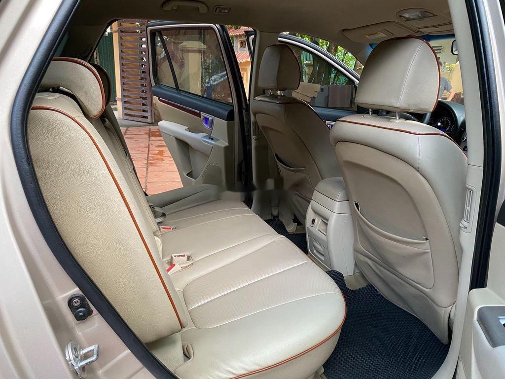Cần bán Hyundai Santa Fe đời 2008, nhập khẩu nguyên chiếc, giá 340tr (7)