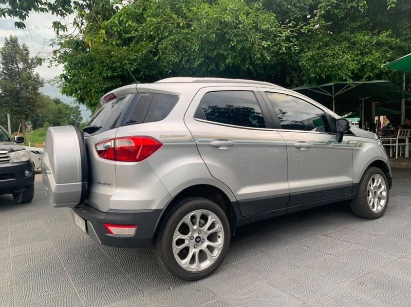 Bán xe Ford EcoSport sản xuất 2019, màu bạc còn mới, giá tốt (5)