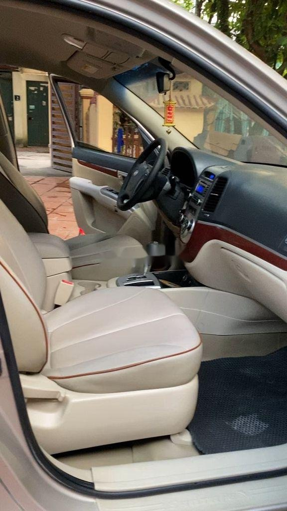 Cần bán Hyundai Santa Fe đời 2008, nhập khẩu nguyên chiếc, giá 340tr (11)