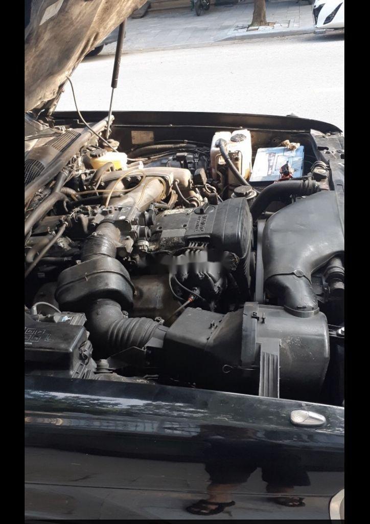 Bán Toyota Crown đời 1993, màu đen, xe nhập (8)