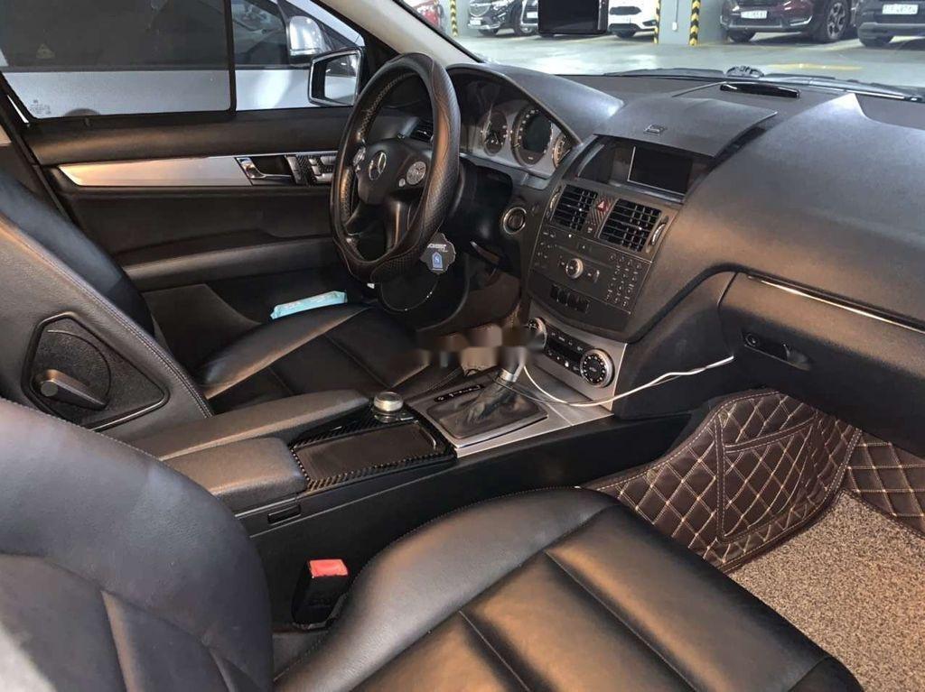 Cần bán gấp Mercedes C230 đời 2009, màu đen còn mới  (8)