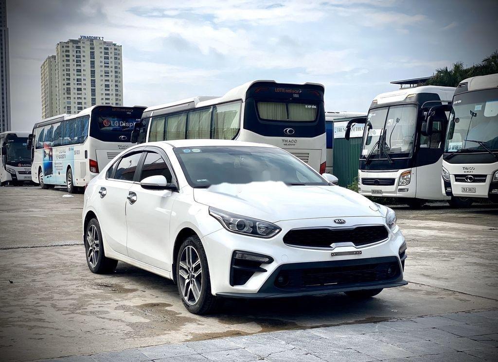 Cần bán Kia Cerato năm 2019, màu trắng (3)