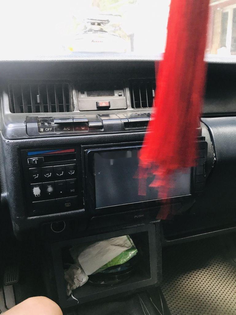 Bán Toyota Crown đời 1993, màu đen, xe nhập (6)