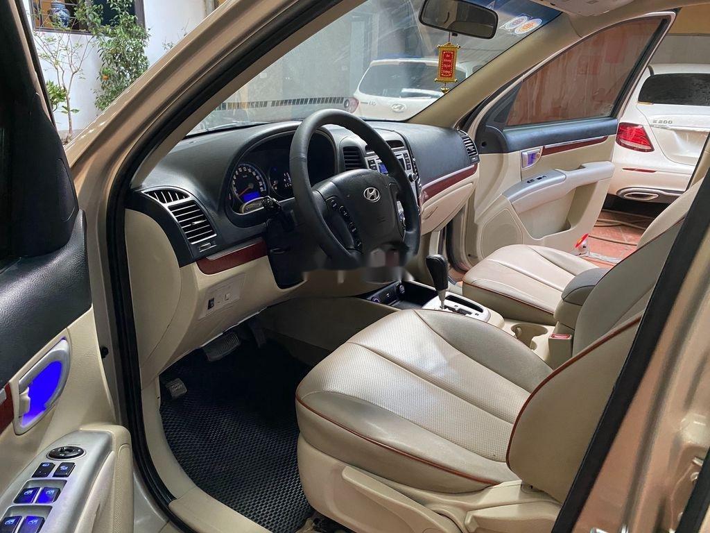 Cần bán Hyundai Santa Fe đời 2008, nhập khẩu nguyên chiếc, giá 340tr (10)
