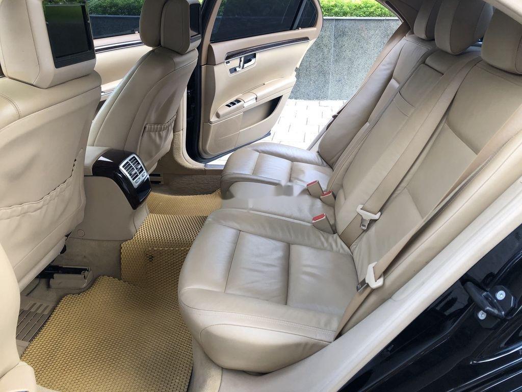 Cần bán xe Mercedes S500 năm sản xuất 2010, màu đen, nhập khẩu   (11)