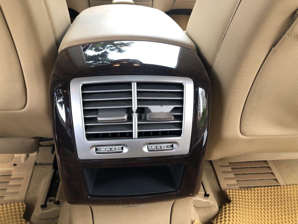 Cần bán xe Mercedes S500 năm sản xuất 2010, màu đen, nhập khẩu   (10)