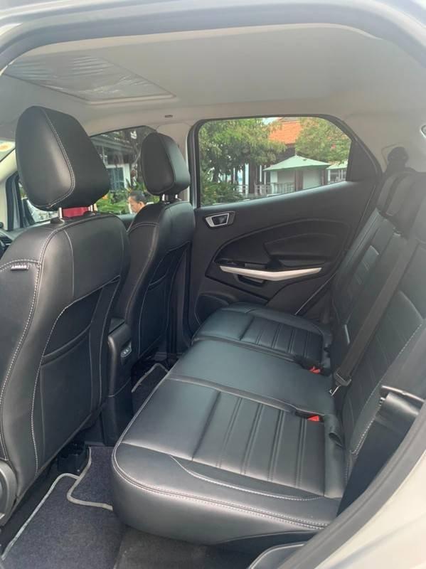 Bán xe Ford EcoSport sản xuất 2019, màu bạc còn mới, giá tốt (4)