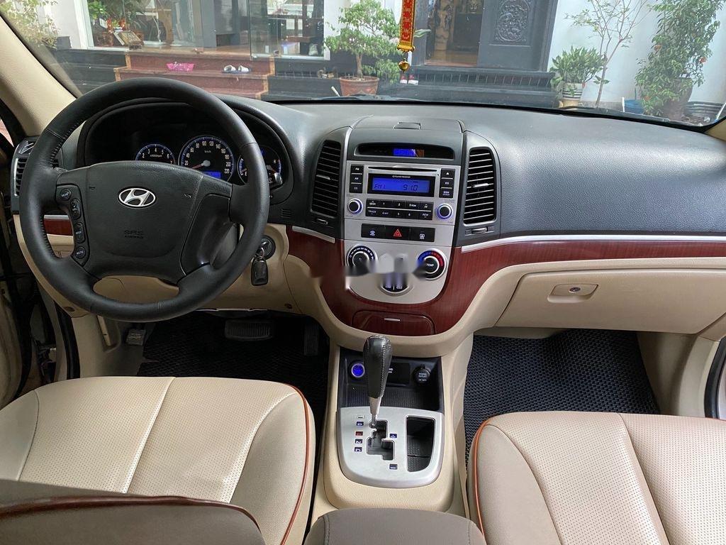 Cần bán Hyundai Santa Fe đời 2008, nhập khẩu nguyên chiếc, giá 340tr (9)