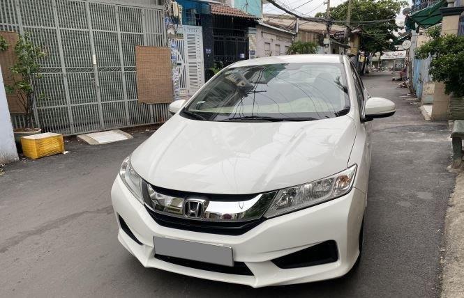 Bán Honda City 1.5AT đời 2017, màu trắng còn mới  (4)