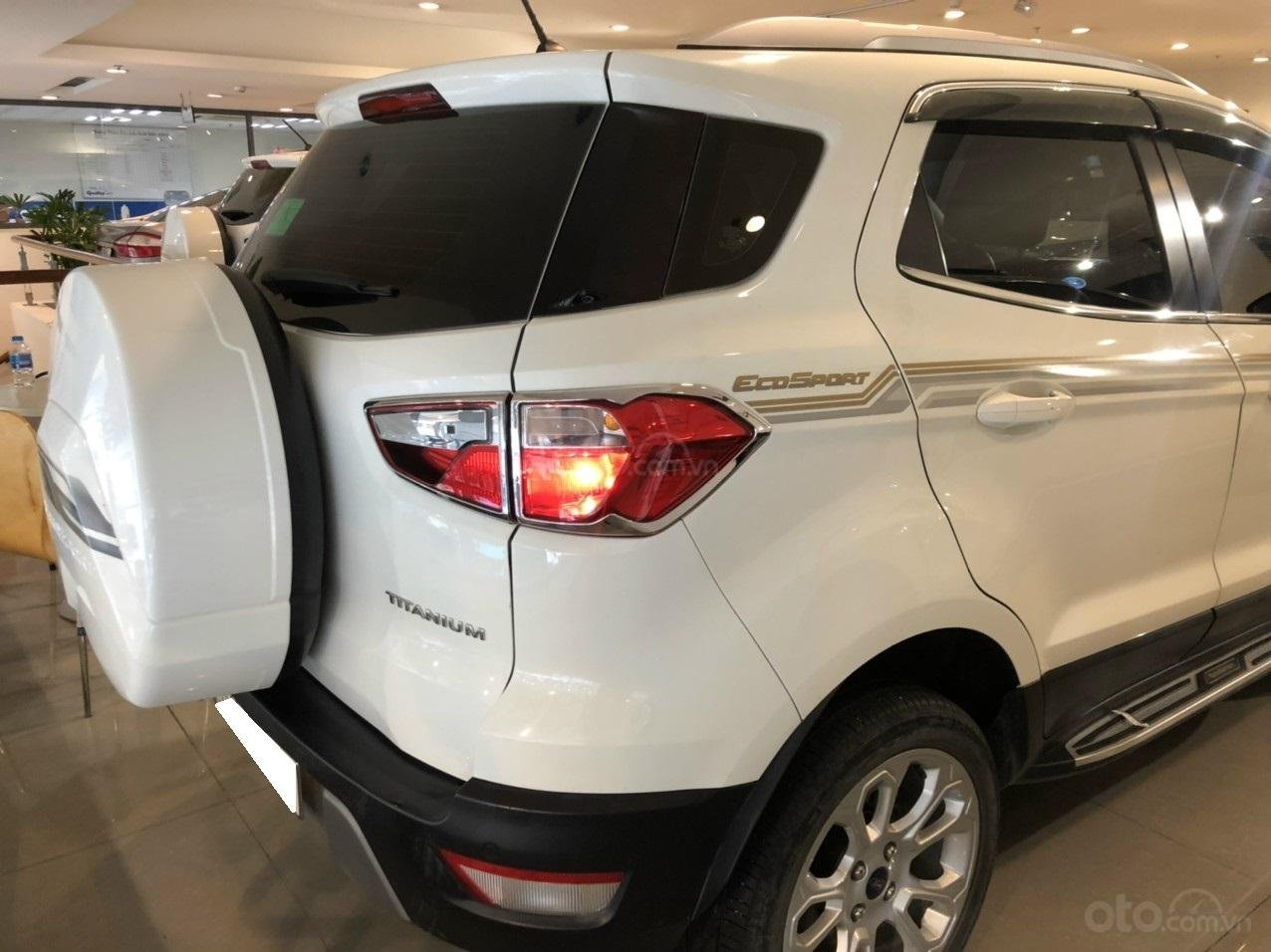 Ecosport Titanium 219 trắng xe đẹp cho mọi người (9)