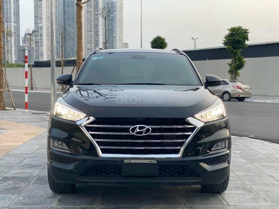 Cần bán xe Hyundai Tucson 2019, máy dầu, số tự động, chạy ổn định (3)