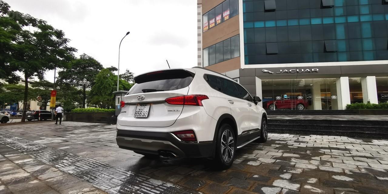 Hyundai Santa Fe 2019 Premium Diesel HTRAC 2.2D (7)