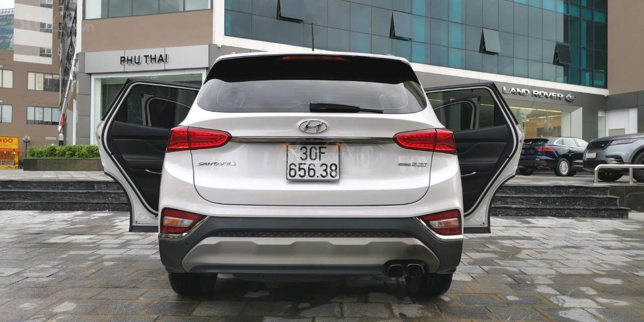 Hyundai Santa Fe 2019 Premium Diesel HTRAC 2.2D (9)