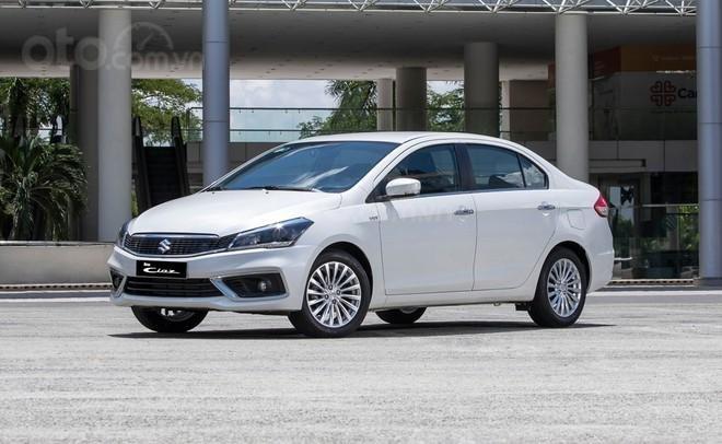 Suzuki Ciaz 2020 nhập khẩu thế hệ mới - liên hệ để nhận ưu đãi duy nhất trong tháng 09 này (1)
