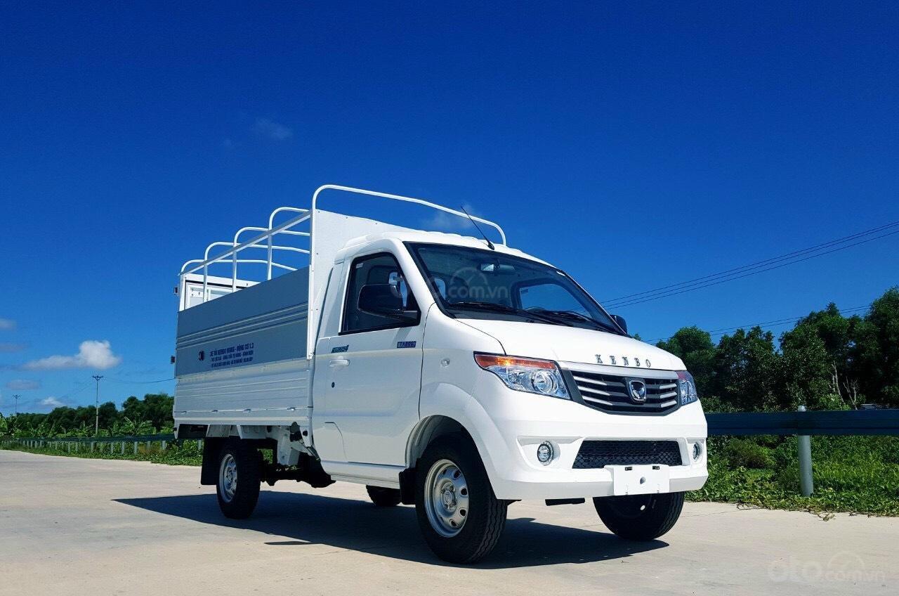Xe tải Kenbo 990kg thùng bạt giá rẻ hơn cả nhà máy (1)