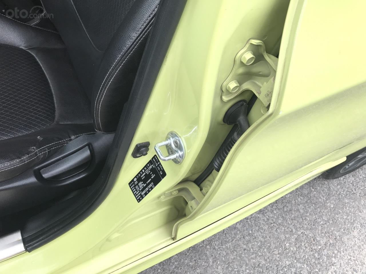 Kia Morning 1.0AT Sport cuối 2011 vàng chanh, 1 chủ, không mới, không đẹp, không chất tặng xe luôn, đẹp nhất thị trường (10)