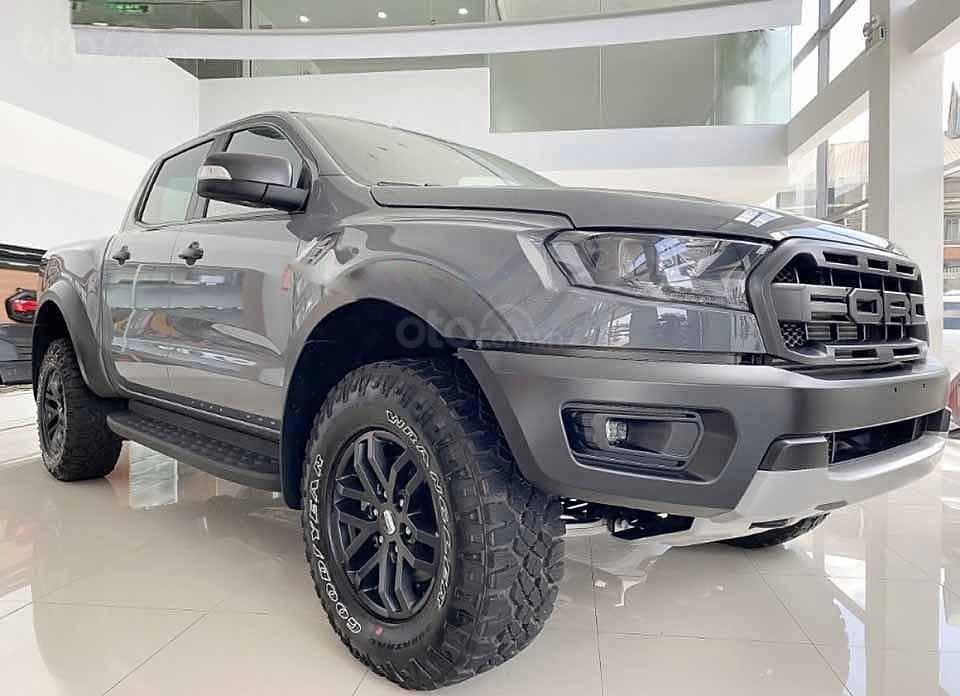Cần bán Ford Ranger năm sản xuất 2020, màu xám, nhập khẩu nguyên chiếc (1)