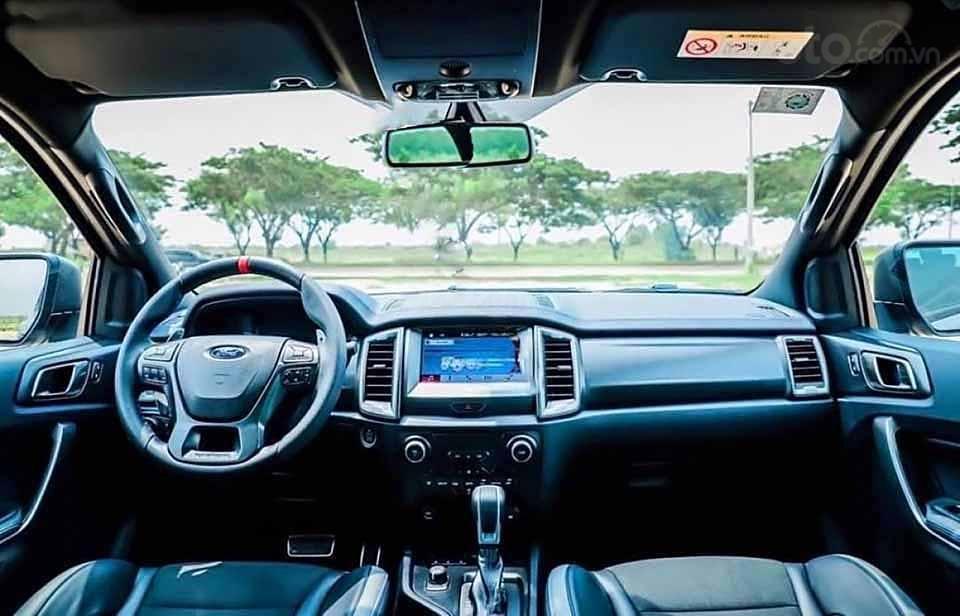 Cần bán Ford Ranger năm sản xuất 2020, màu xám, nhập khẩu nguyên chiếc (5)