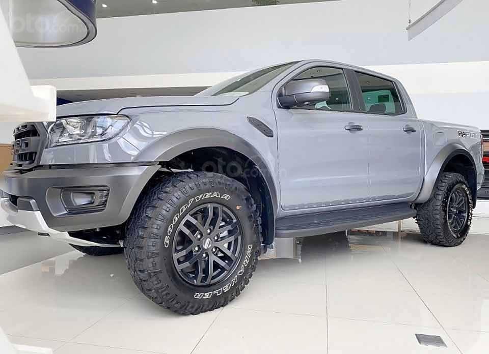 Cần bán Ford Ranger năm sản xuất 2020, màu xám, nhập khẩu nguyên chiếc (3)