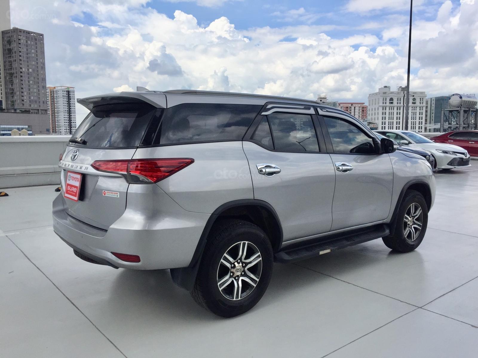 Thanh lý xe Toyota Fortuner 2.4G MT 2017, màu bạc xe đi được 79.000km - Xe chất giá tốt (6)