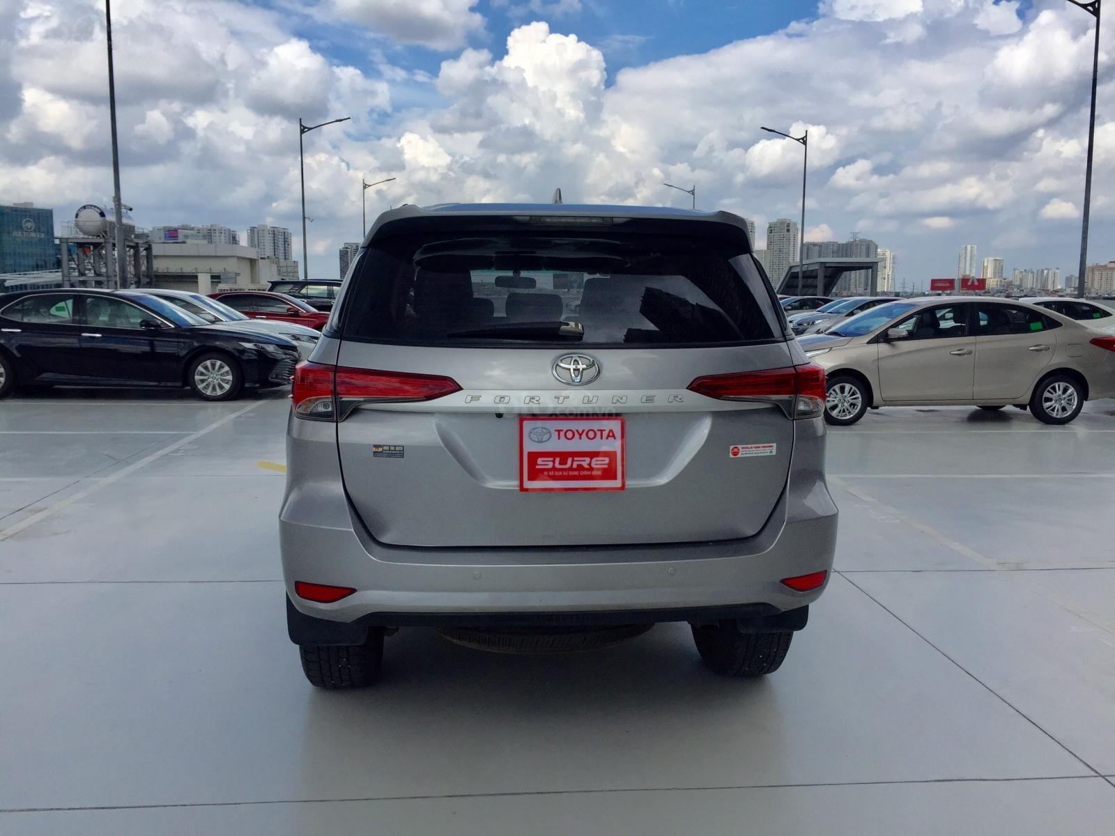 Thanh lý xe Toyota Fortuner 2.4G MT 2017, màu bạc xe đi được 79.000km - Xe chất giá tốt (7)