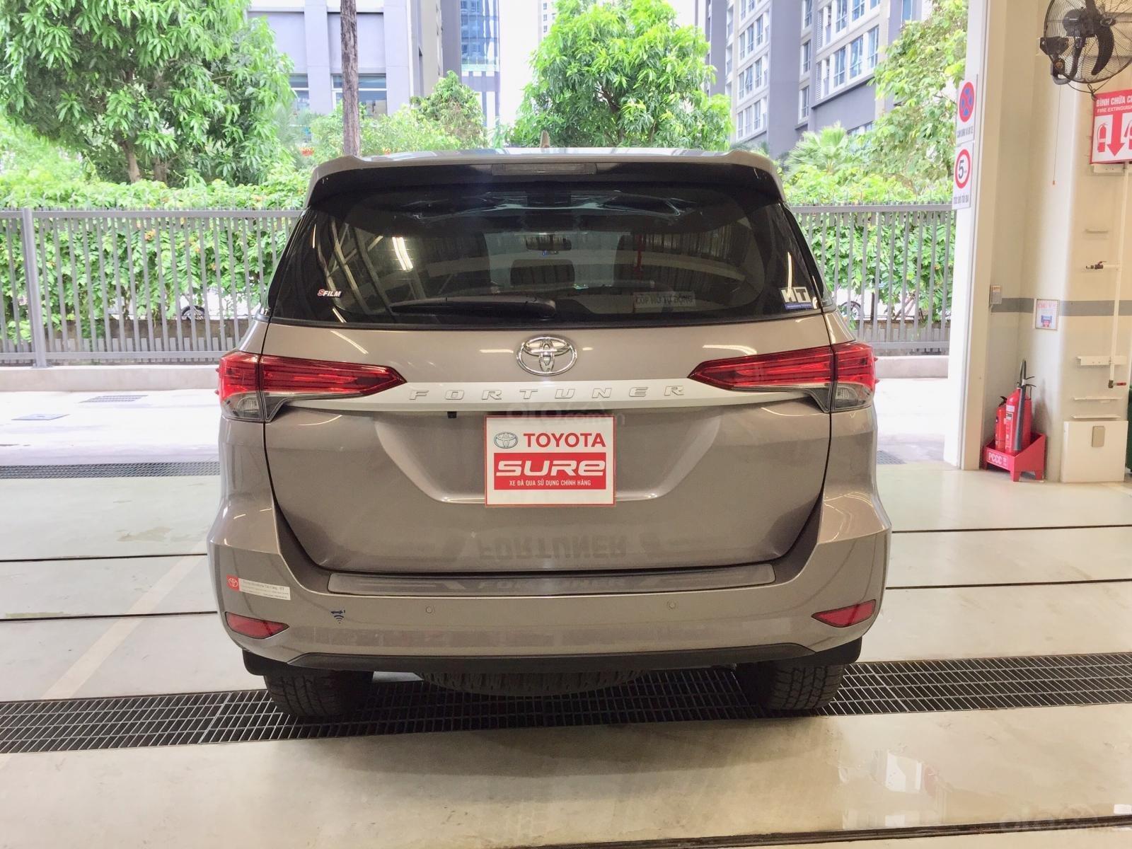 Thanh lý xe Toyota Fortuner 2.4G MT 2019, màu đồng, xe đi được đi 8.700km - xe chất giá tốt (6)