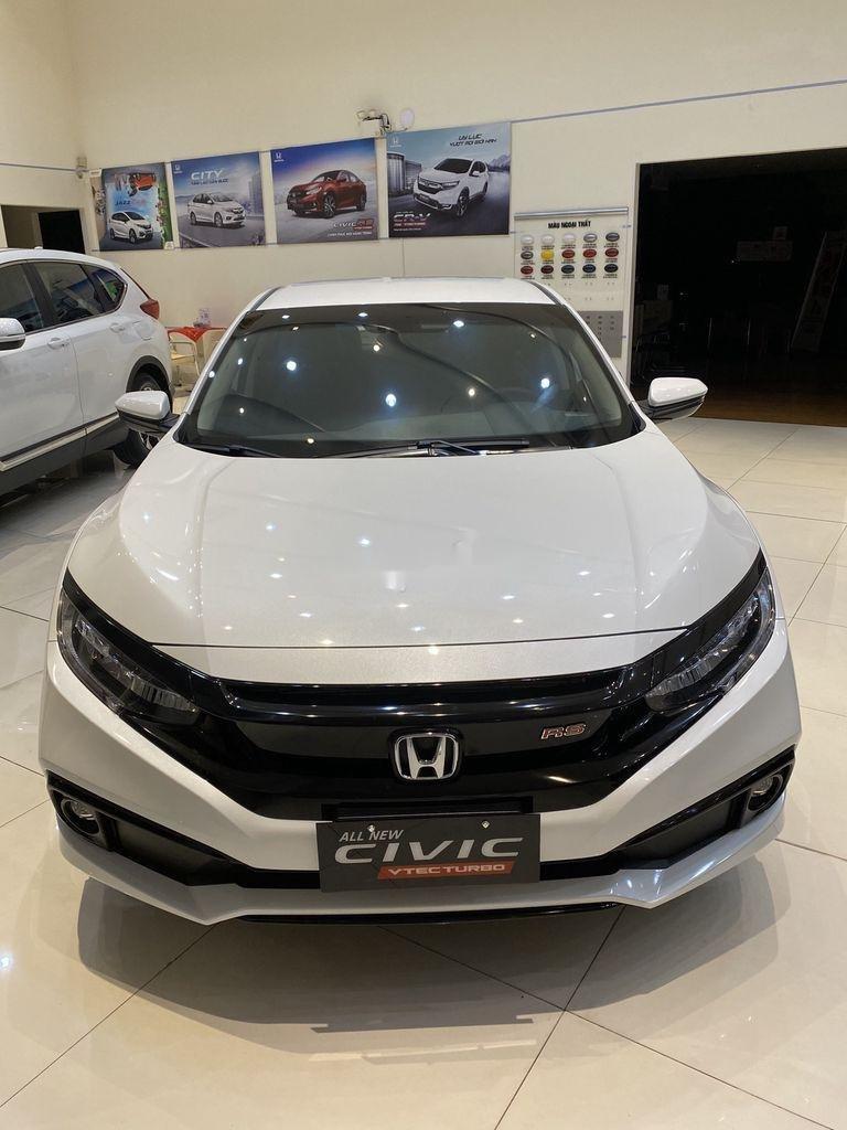 Cần bán Honda Civic đời 2020, màu trắng, nhập khẩu nguyên chiếc (3)