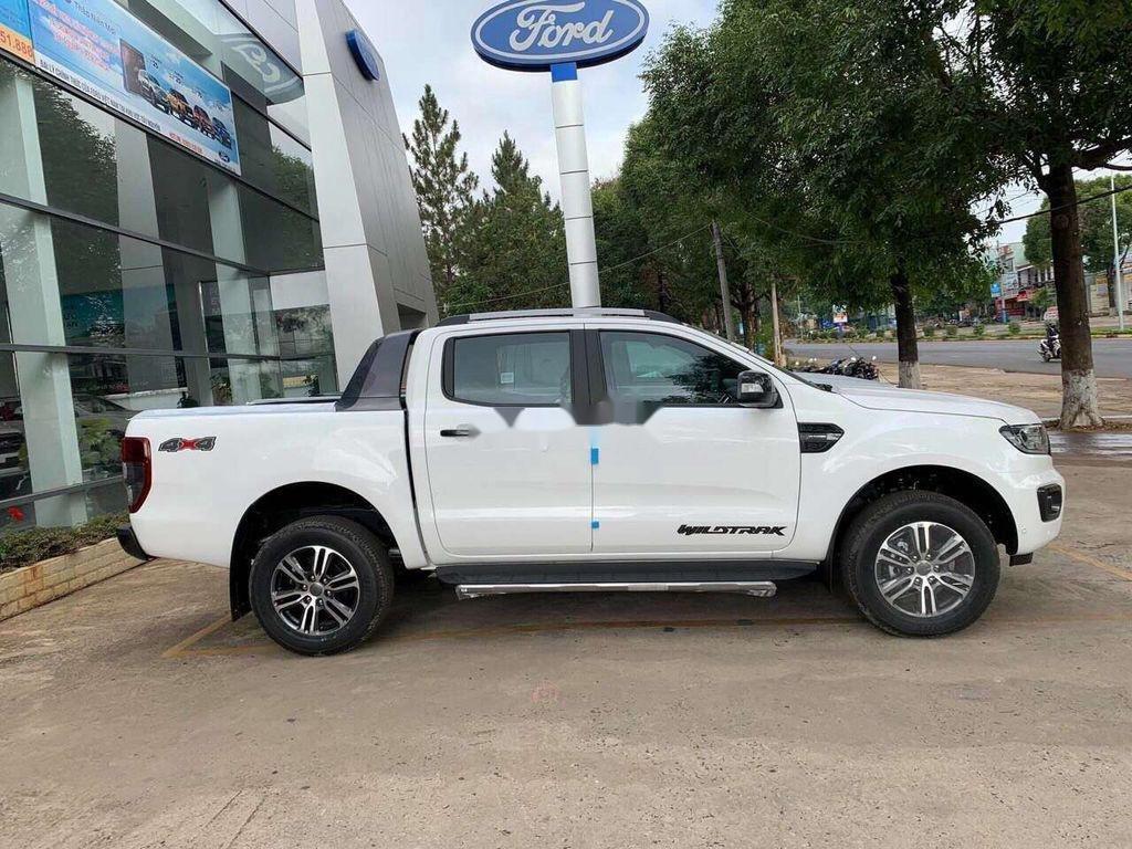 Bán Ford Ranger 2020, màu trắng, nhập khẩu nguyên chiếc (2)