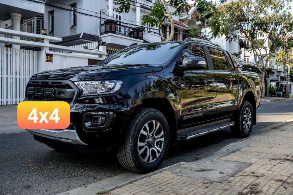Bán Ford Ranger sản xuất năm 2019, màu đen, xe nhập, giá tốt (6)