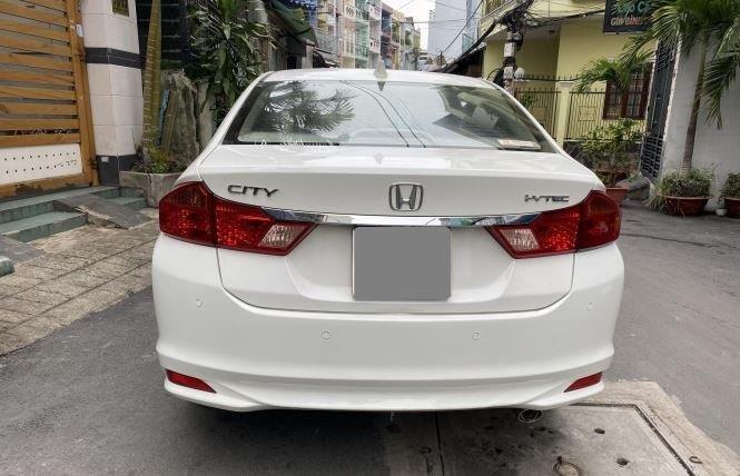Bán Honda City 1.5AT đời 2017, màu trắng còn mới  (6)