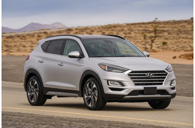 Hyundai Tucson 2020 tiện dụng thoải mái.
