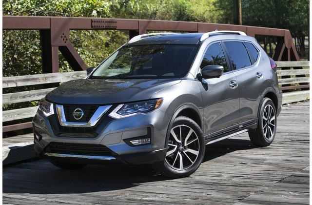 Nissan X-Trail đa dụng có tiếng.