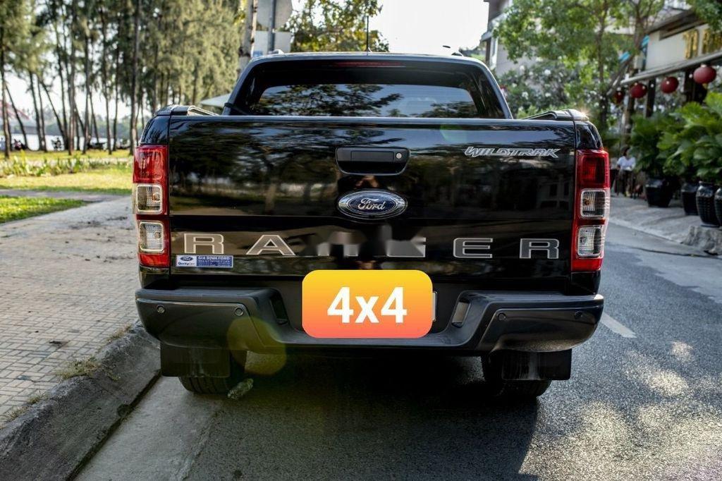 Bán Ford Ranger sản xuất năm 2019, màu đen, xe nhập, giá tốt (2)